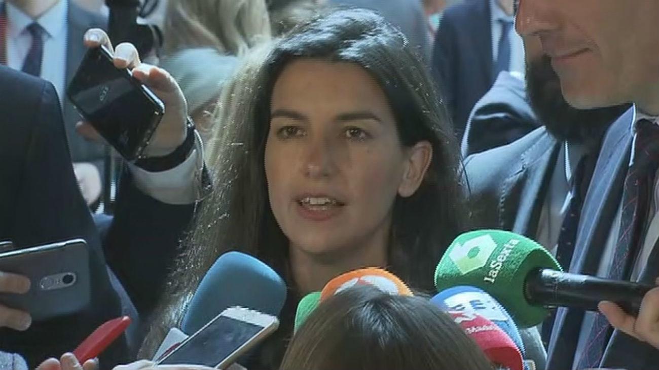 """Monasterio: """"Vamos a ser el frente a esa izquierda que a los venezolanos les ha hecho sufrir la opresión"""""""