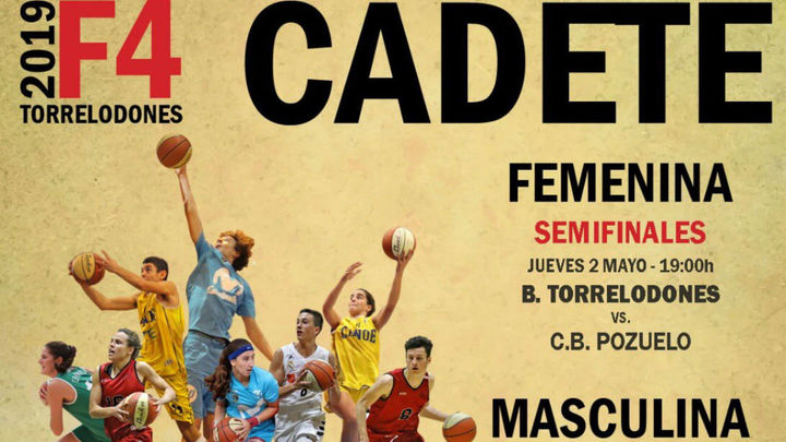 Torrelodones acoge mejor baloncesto cadete de Madrid