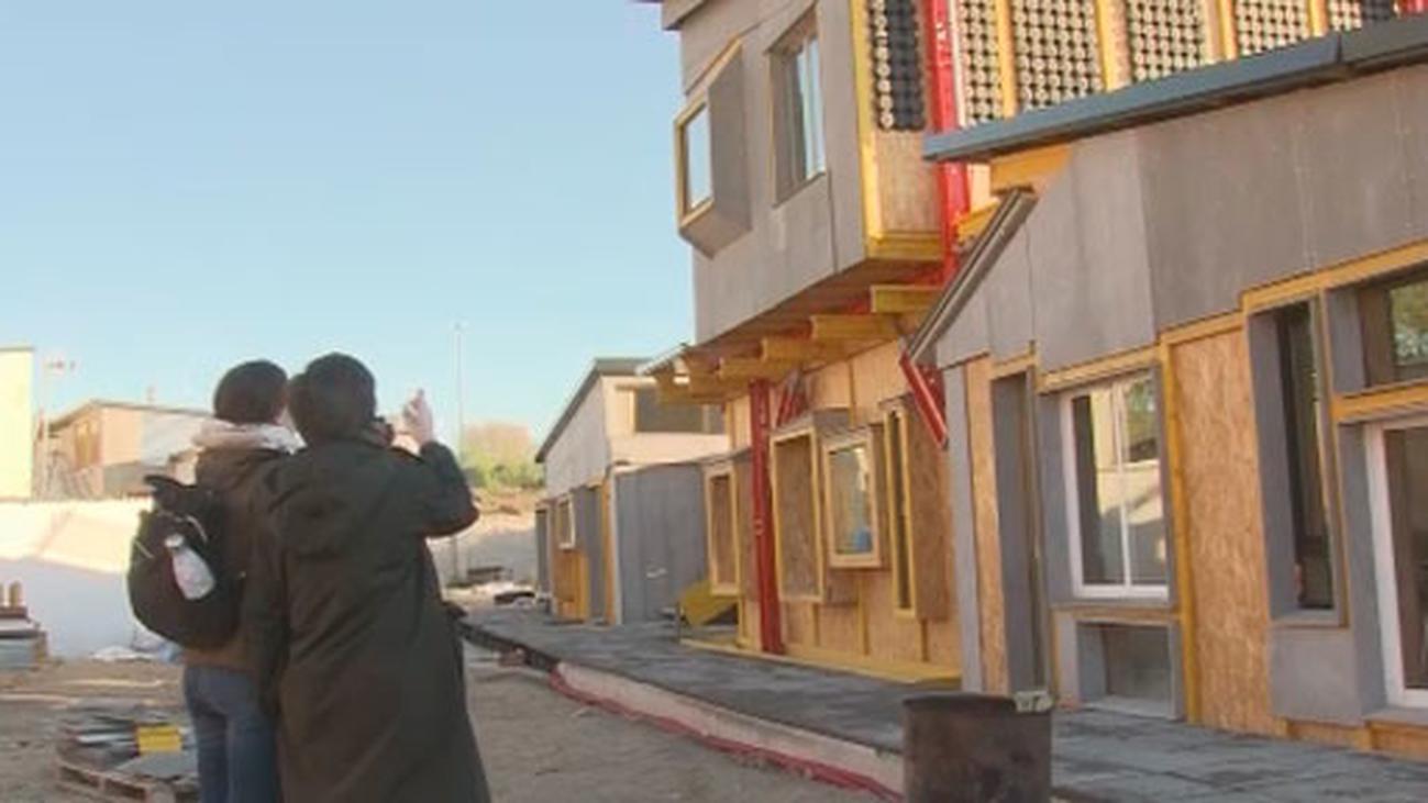 Los vecinos de la Cañada Real, insatisfechos con la política de realojos