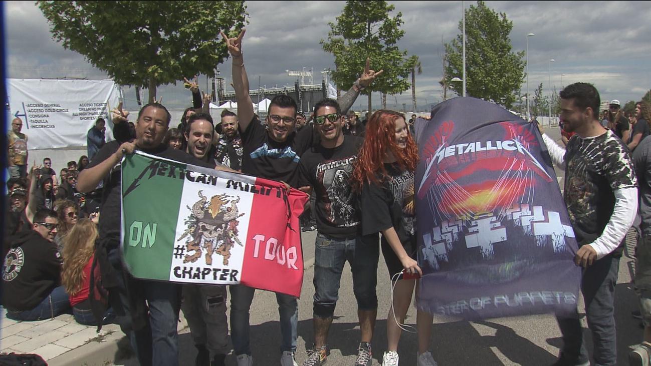 Vecinos de Valdebebas temen el ruido y los atascos que provocará Metallica