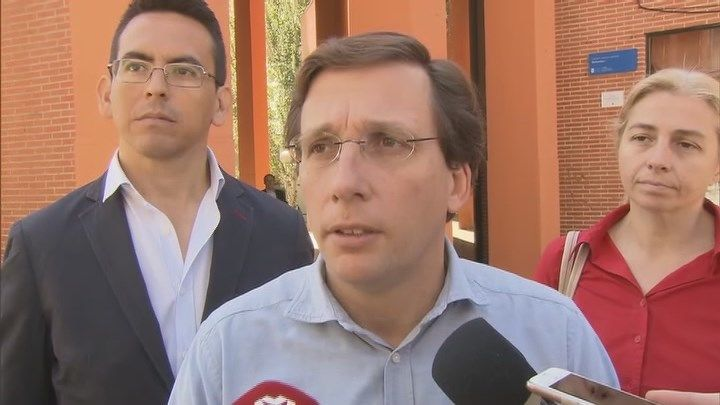Almeida ve inaceptable el comportamiento de Más Madrid con la Junta Electoral