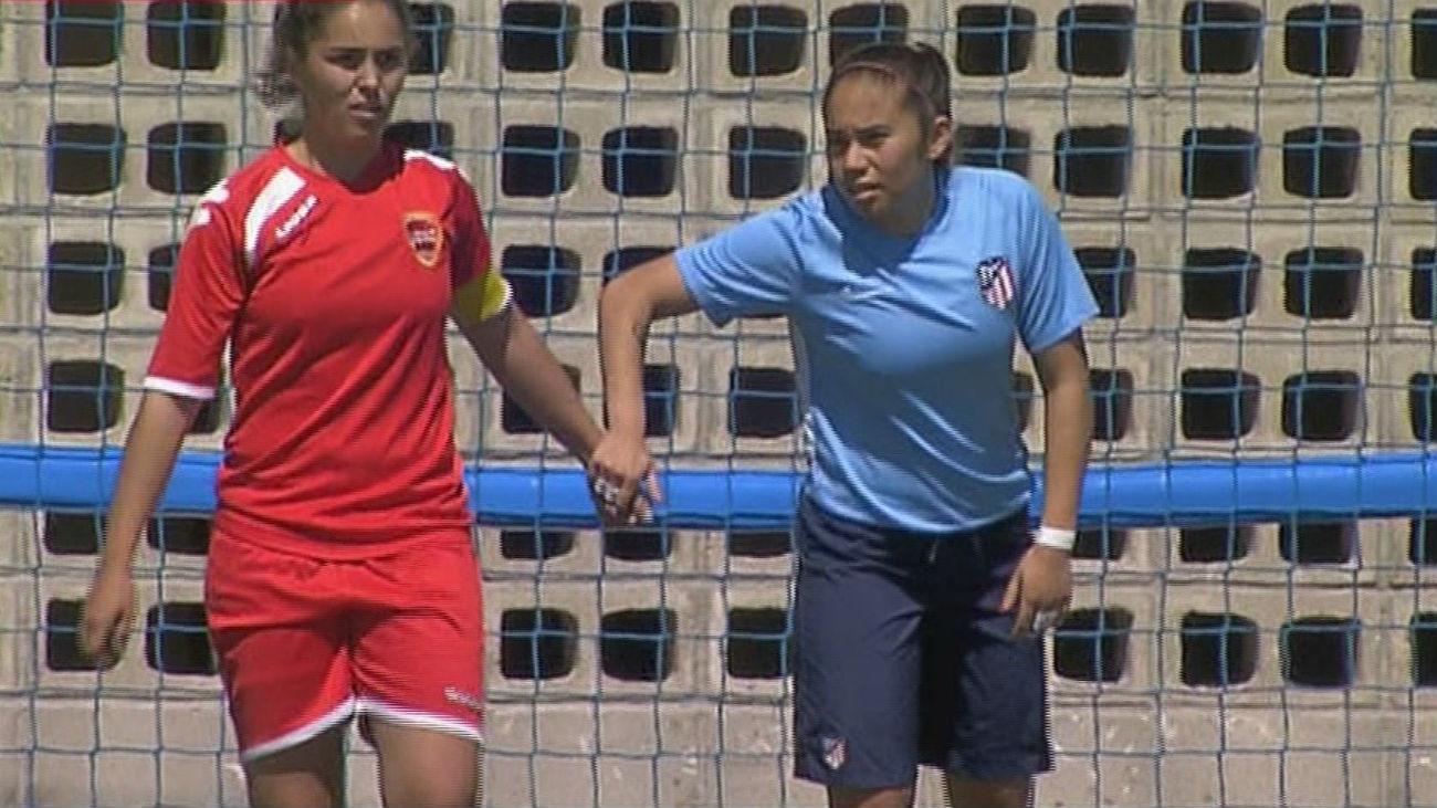 2-0. Chini da la victoria al Tres Cantos  ante el Atlético C
