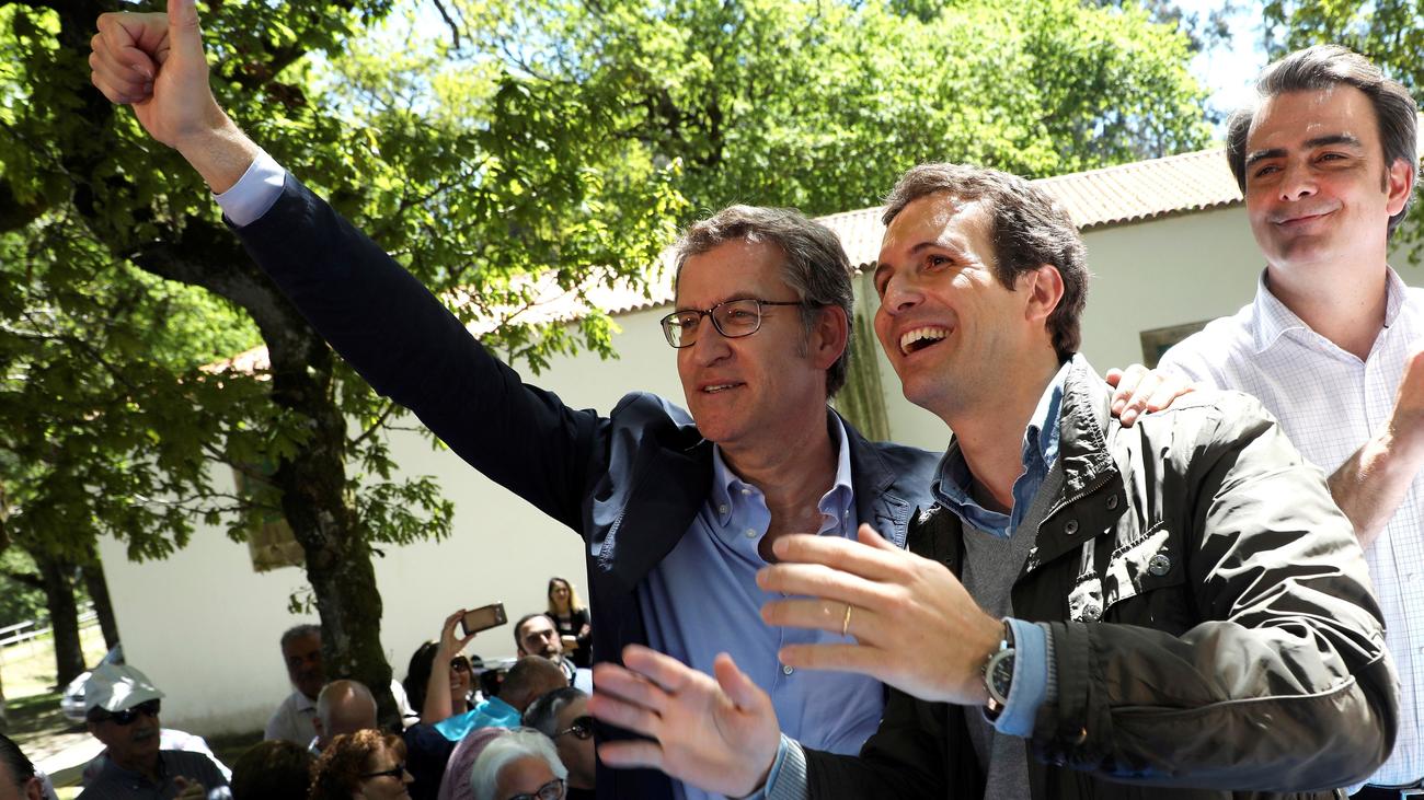"""Casado: el PP ha """"captado el mensaje"""" tras un resultado """"muy malo"""""""
