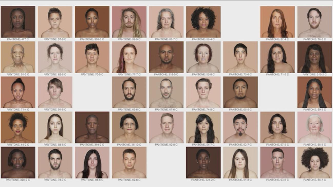 Humanae, un proyecto que intenta demostrar que cada persona es de un color diferente