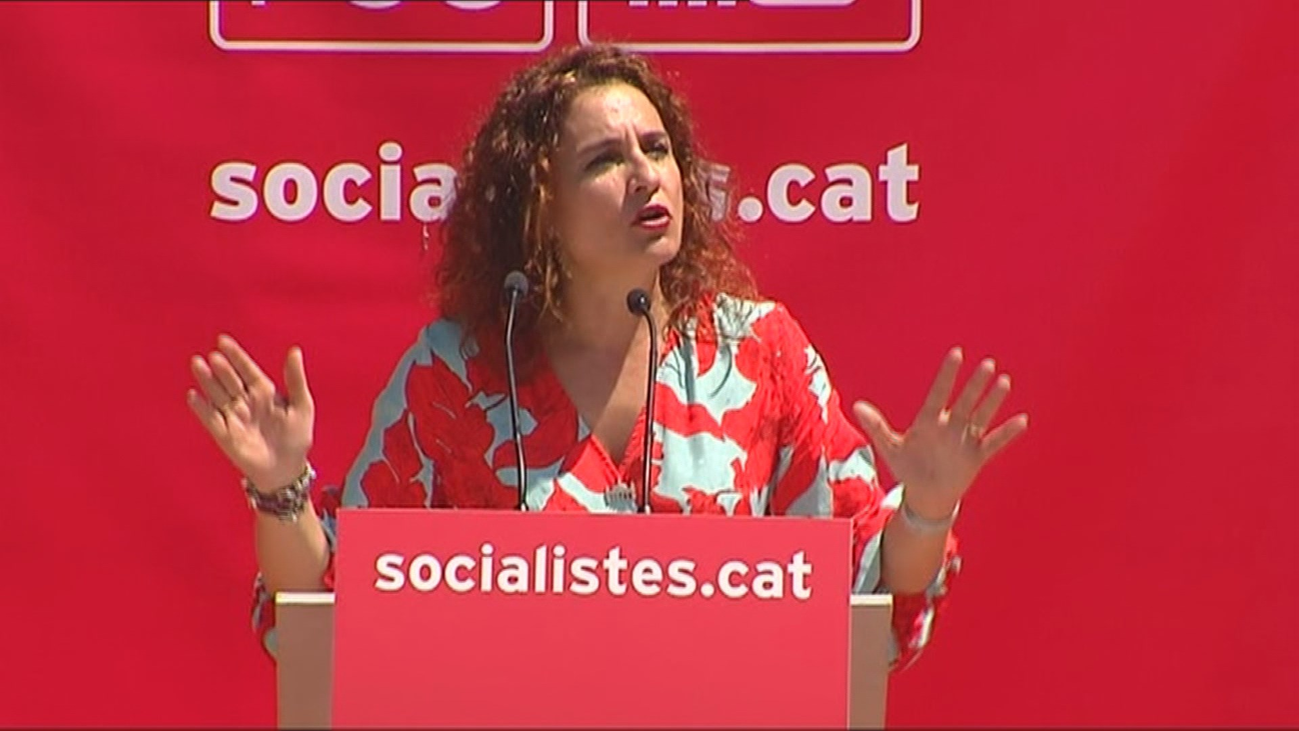 """Montero prevé más victorias electorales: """"Este ciclo político acaba de empezar"""""""