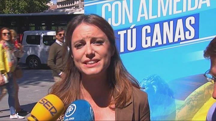 Andrea Levy recomendará obra cultural a los madrileños recluídos en sus casas