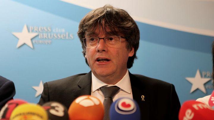 El Supremo señala que Puigdemont puede ser candidato a las elecciones europeas
