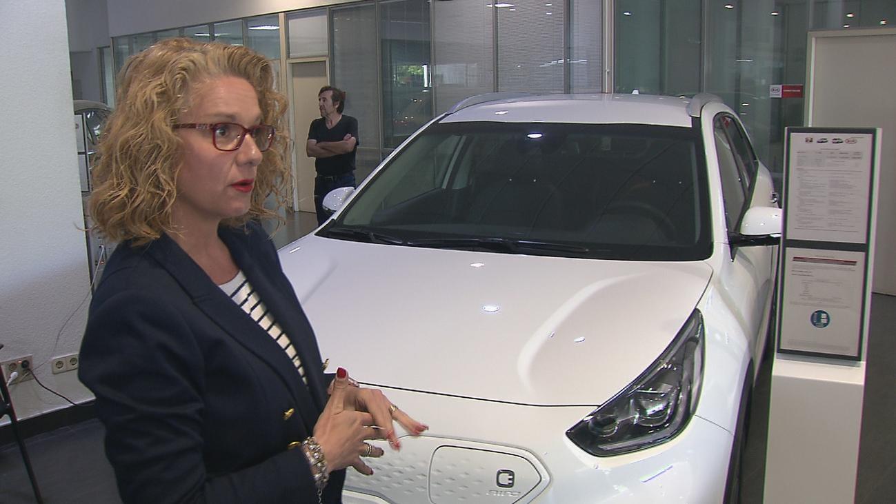 Las ayudas a la compra de vehículos eco consume el presupuestos en 10 días