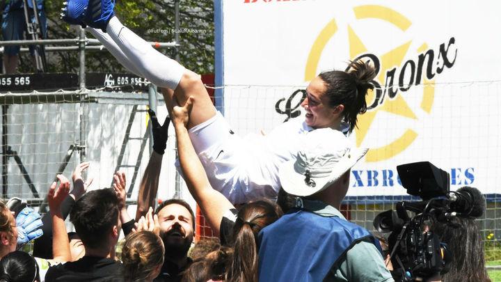 Los goles de la permanencia del Madrid CFF