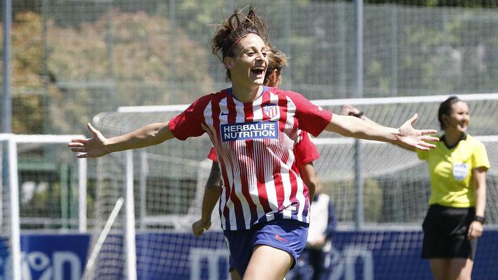 Entrevista a Esther, tricampeona de liga con el Atlético
