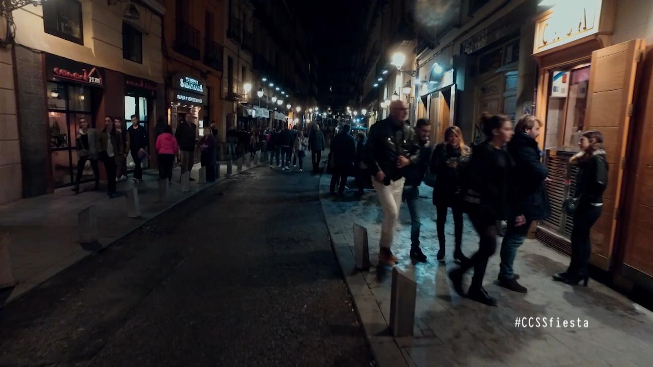 La fiesta en Madrid, a debate: empresarios, vecinos y Ayuntamiento