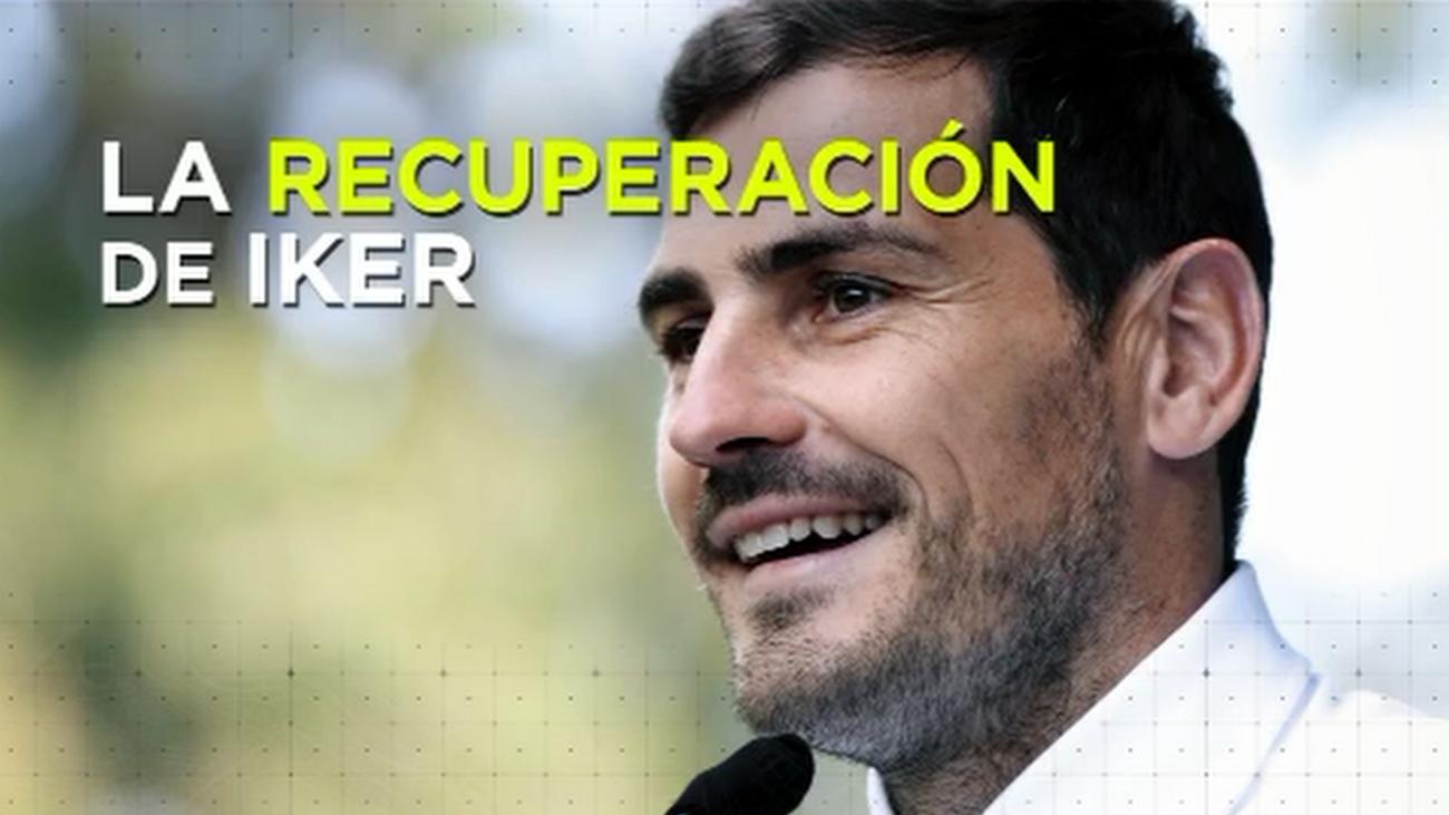 Móstoles, un municipio volcado con Iker Casillas