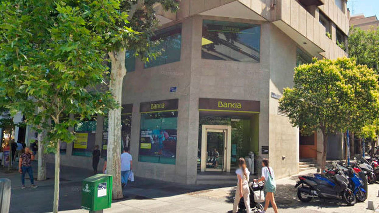 Bankia vende a la firma italiana Prada un local en Serrano por 59 millones de euros