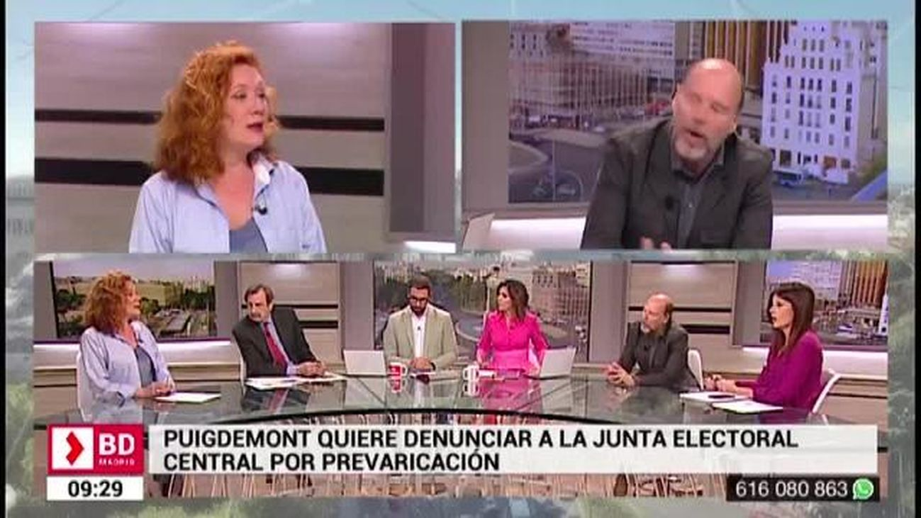 Buenos Días Madrid (8:30 - 10:30) 07.05.2019
