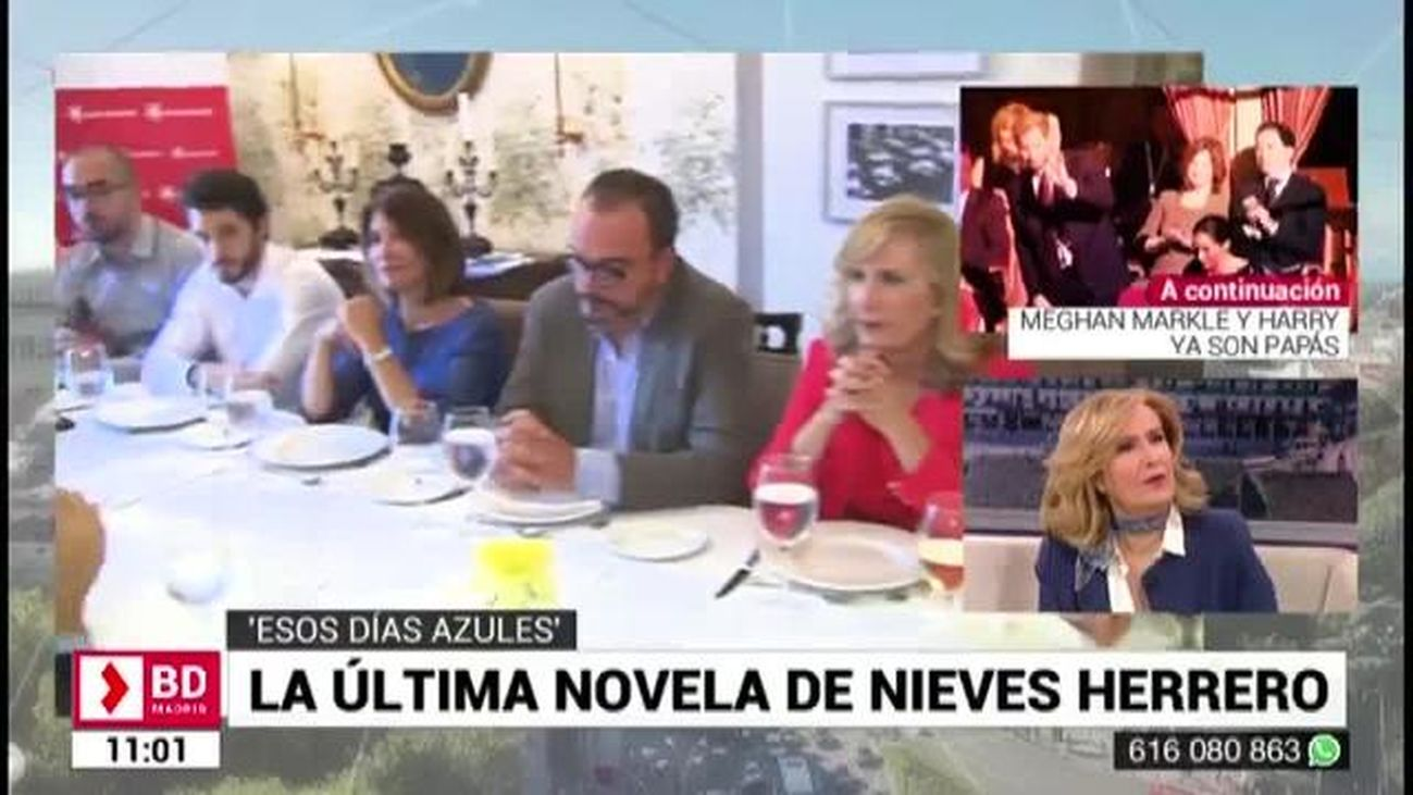 Buenos Días Madrid (10:30 - 11:30) 07.05.2019