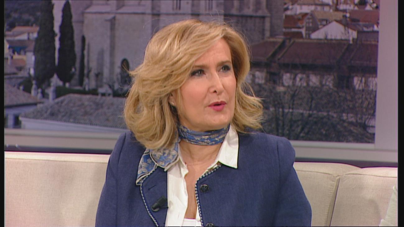 Nieves Herrero presenta su nueva novela