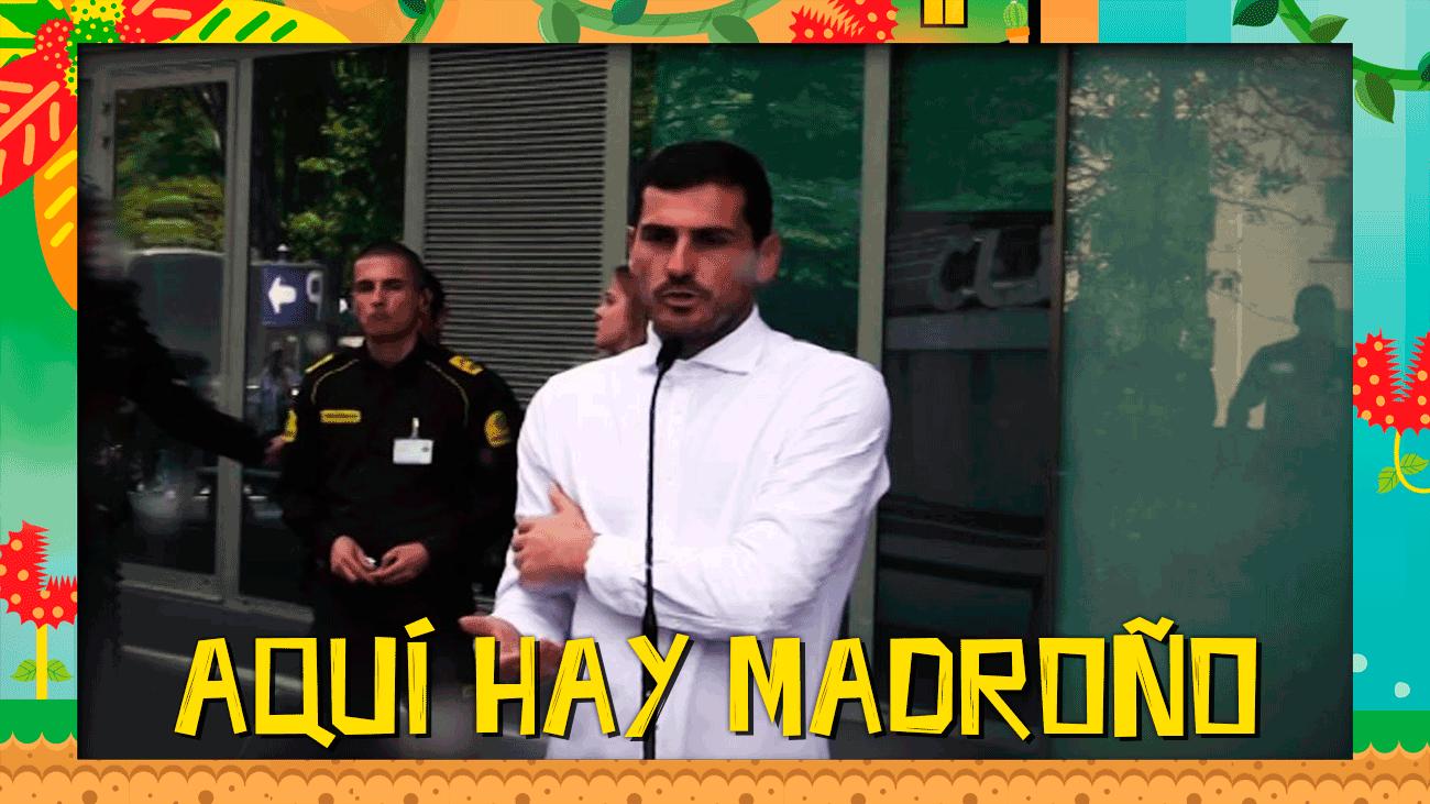 """Iker recibe el alta: """"Ahora me encuentro mucho mejor"""""""