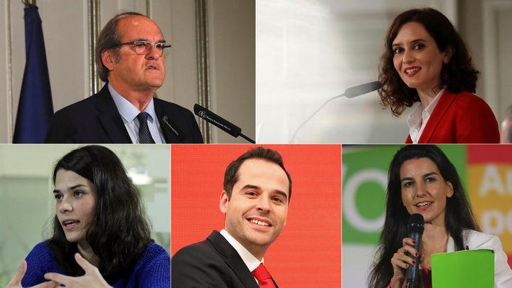 Telemadrid organizará el 19 de mayo el primer debate con los candidatos a la presidencia de la Comunidad