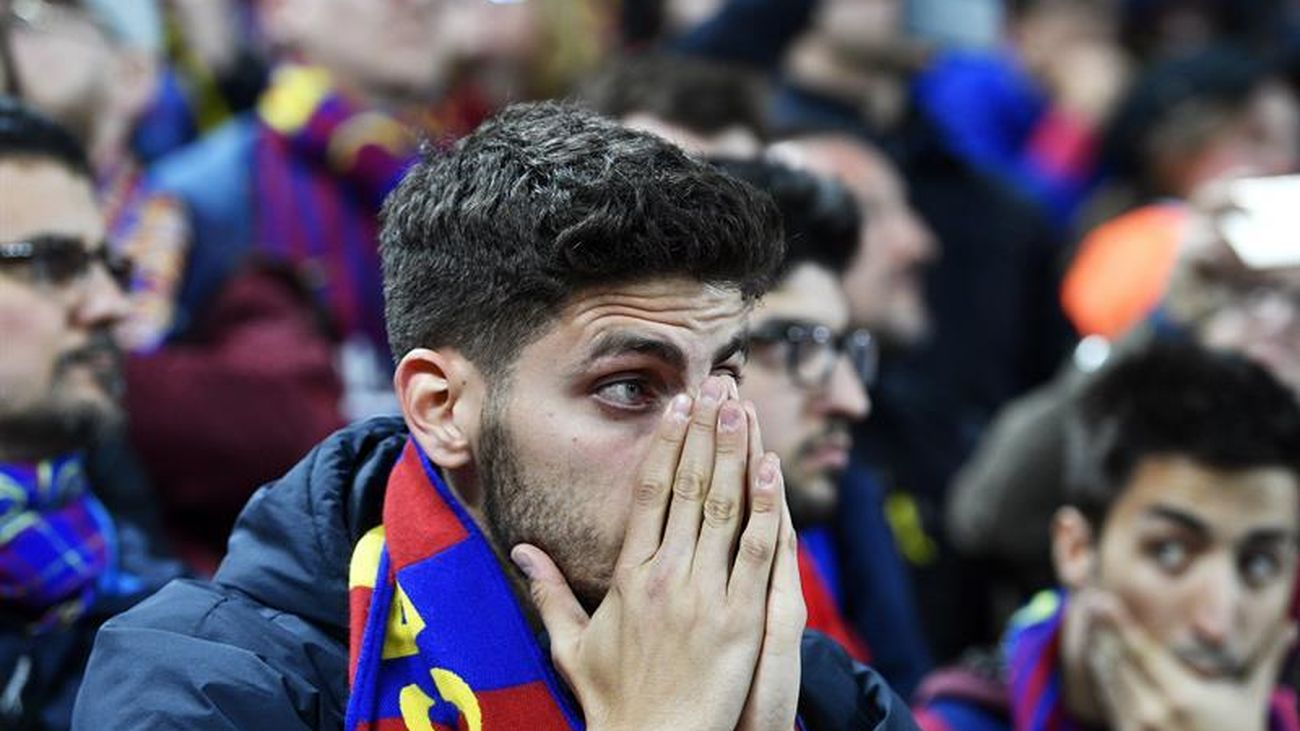 Análisis del batacazo del Barcelona en Anfield
