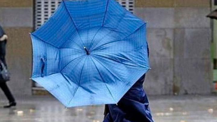 Alerta amarilla por fuerte viento en toda la Comunidad de Madrid