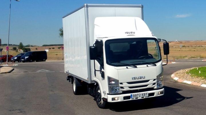 Los camiones ligeros podrán entrarán en Madrid Central hasta enero de 2023