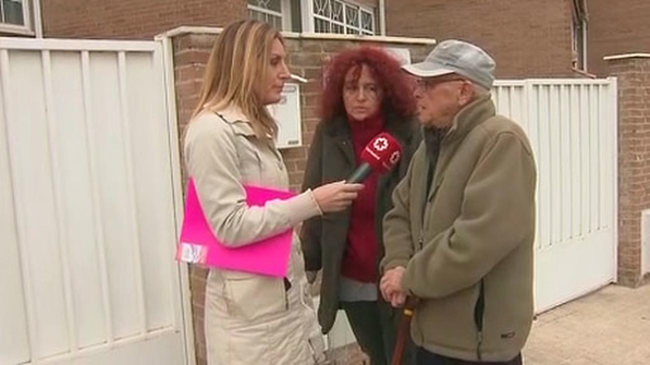 Indefensión total de unos ancianos de Arganda a los que unos okupas han echado de su casa