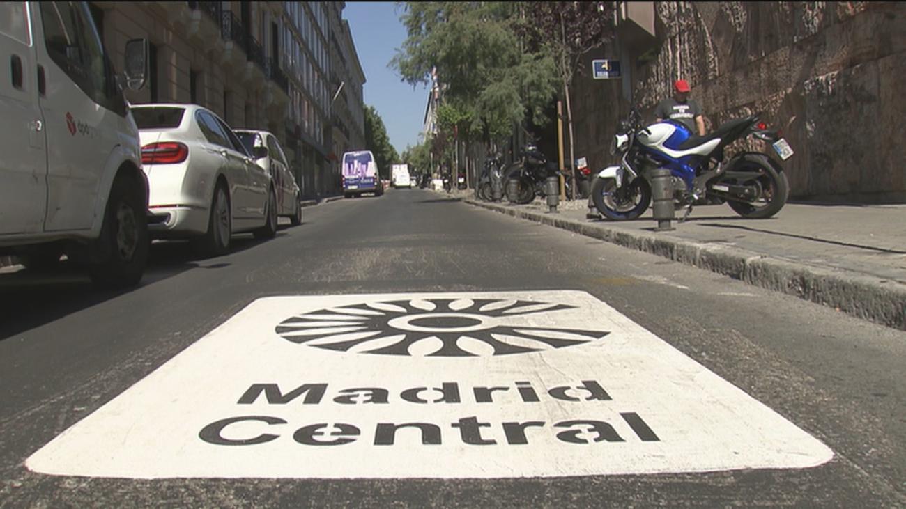Madrid Central abrió casi 4.500 expedientes en sus primeros 15 dias de multas