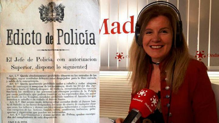 Prohibiciones y sanciones municipales en el siglo XIX, con Nieves Sobrino