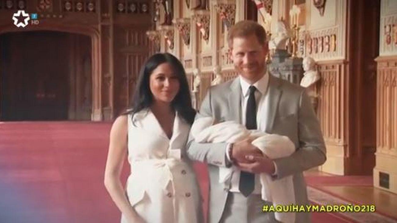 ¡El 'Baby Sussex' ya tiene nombre!