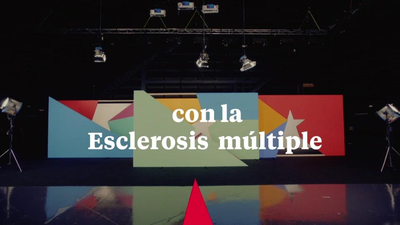 Telemadrid con los enfermos con esclerosis múltiple