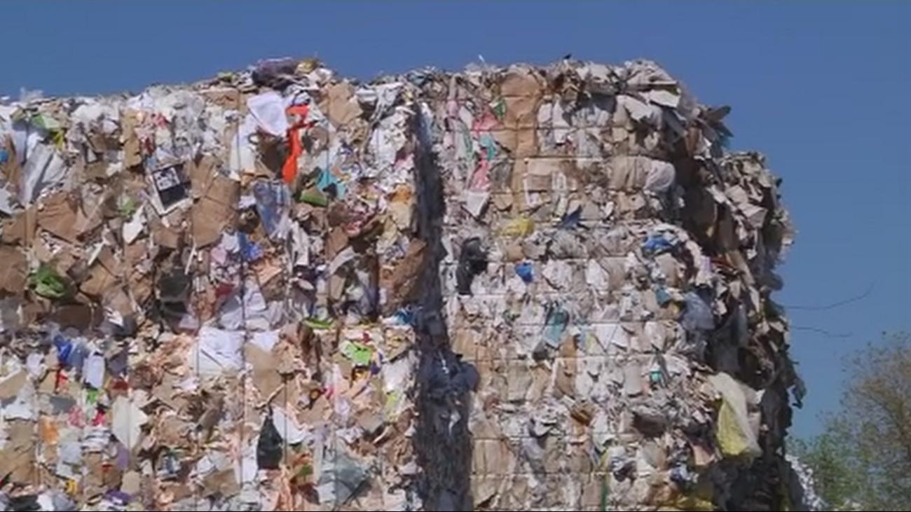 La planta de reciclaje de cartón más grande de Europa, en Fuenlabrada