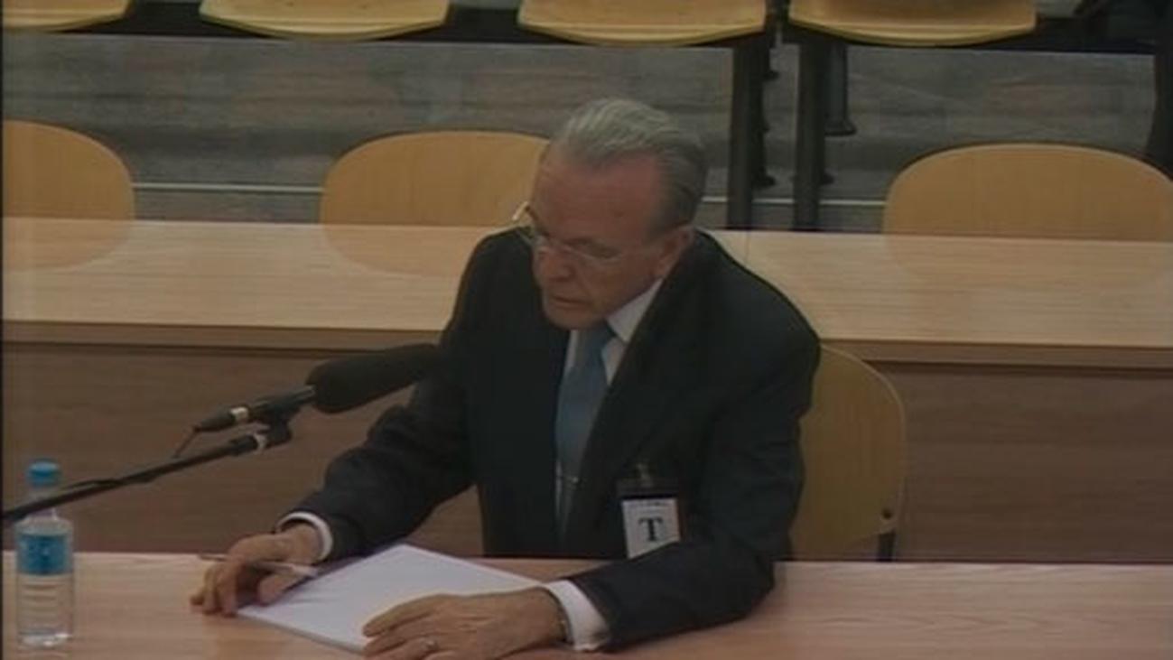 Isidro Fainé dice que el Banco de España le animó a entrar en Bankia