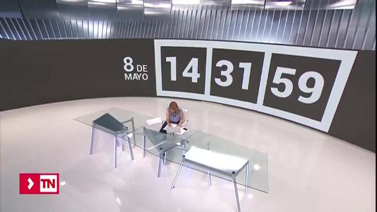 Telenoticias 1 08.05.2019