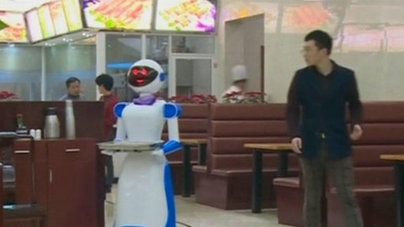 Más de un 20% de los empleos en España pueden acabar en manos de robots
