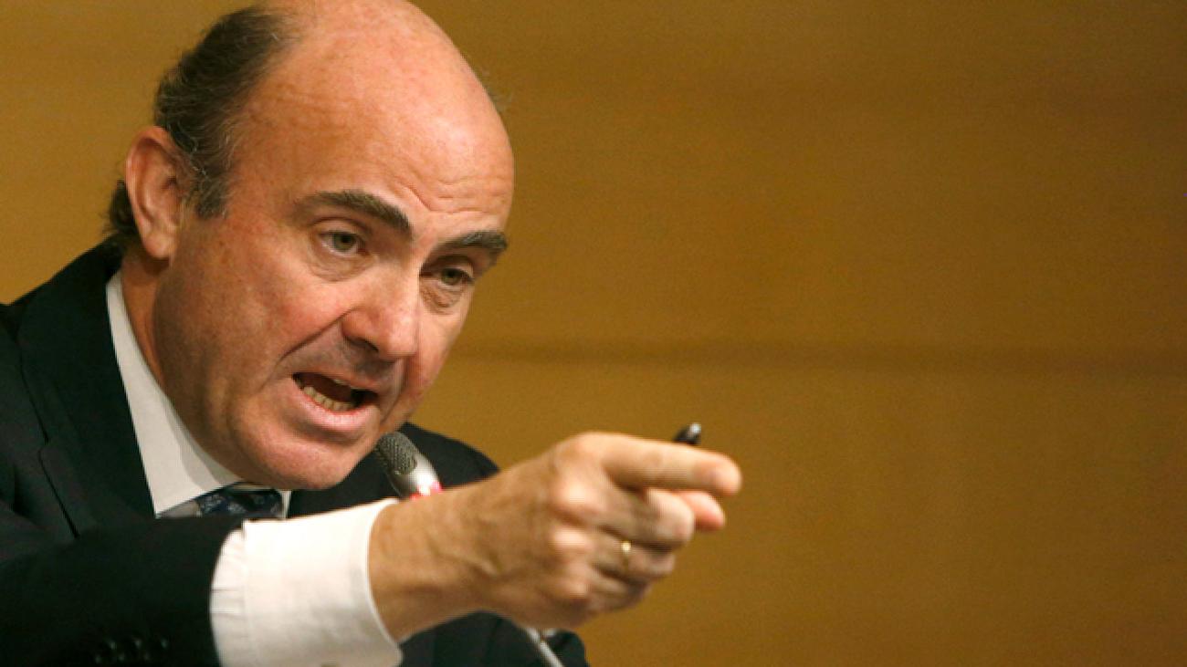 2012. España pide el rescate bancario
