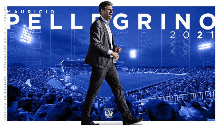Pellegrino renueva con el Leganés hasta el 2021