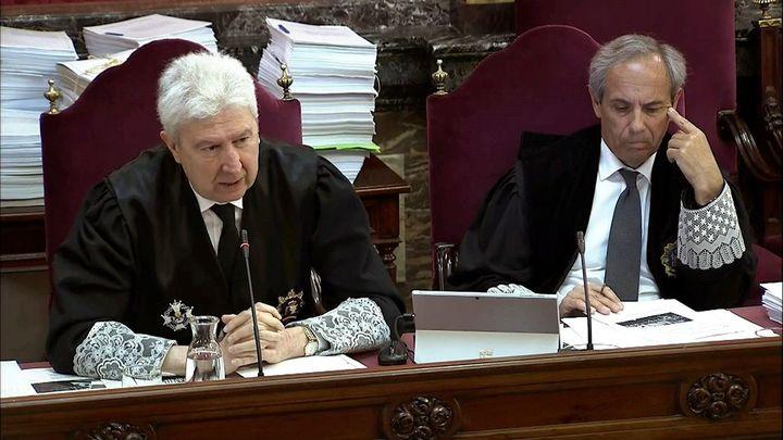 La Fiscalía se opone a suspender el juicio del procés y a la libertad de los presos electos