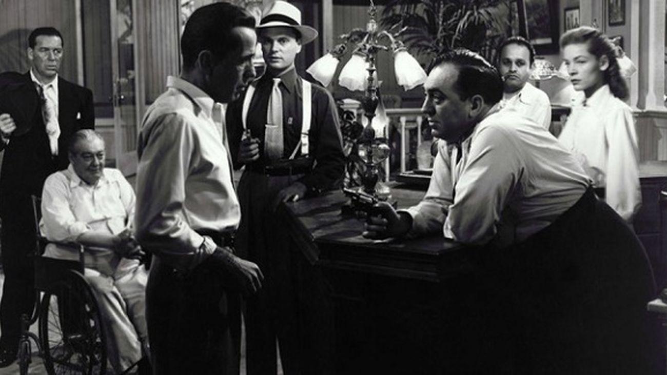 'Cayo largo', cine negro con Humphrey Bogart