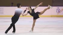 Dorota Broda y Pedro Betegón, el arte sobre el hielo