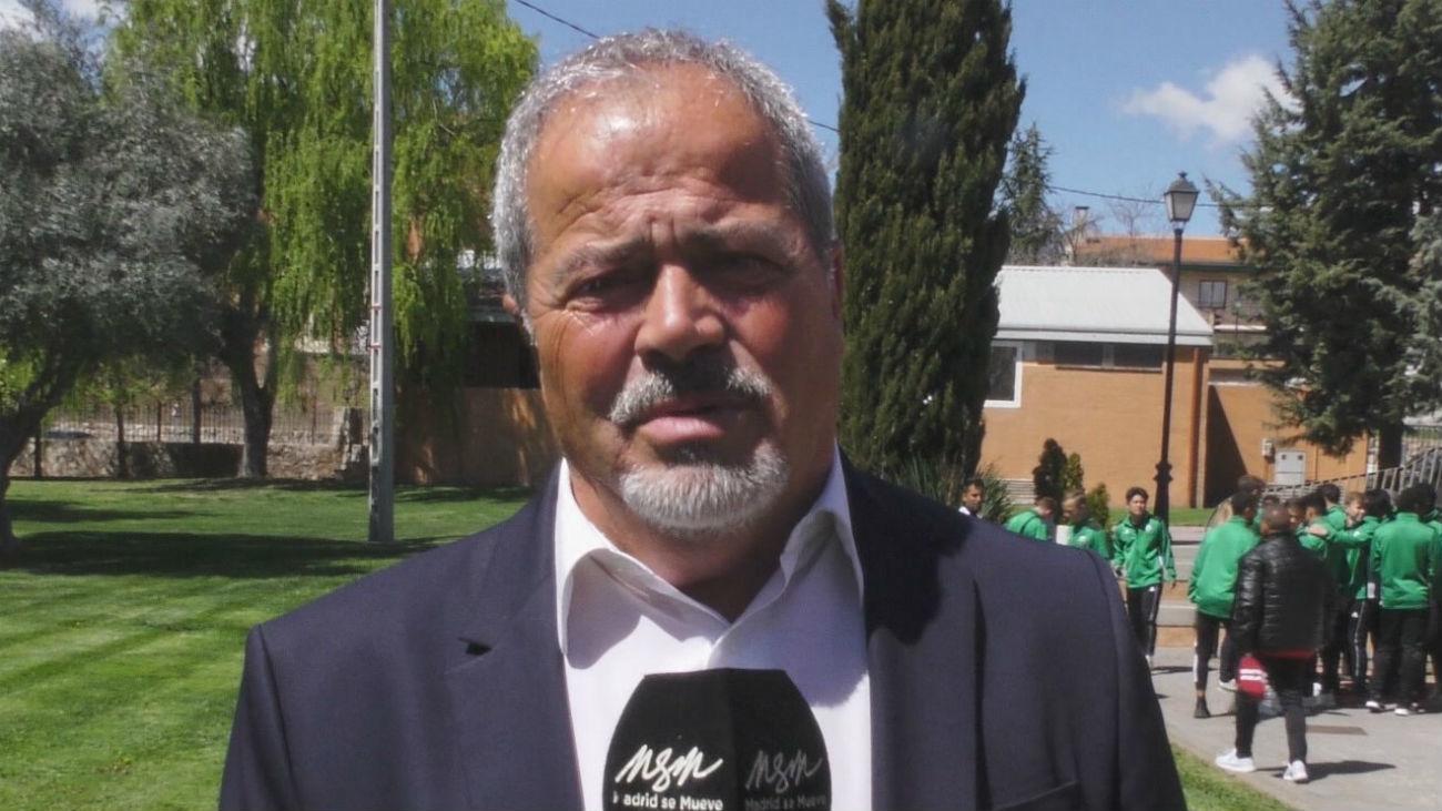 Entrevista saludable a Antonio Iriondo