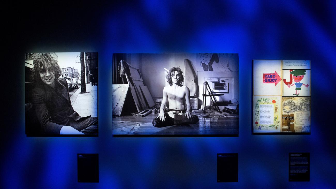 """Madrid recrea cómo Pink Floyd llevó la música """"del blanco y negro al color"""""""