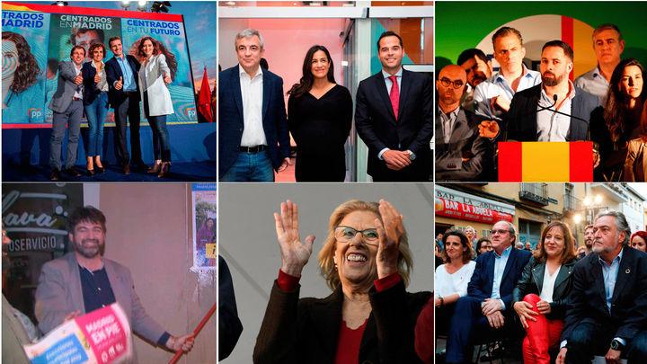 El inicio de la campaña electoral del 26-M