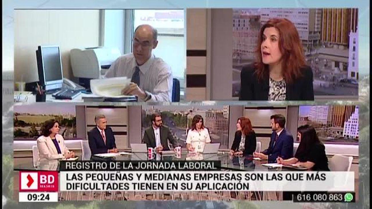 Buenos Días Madrid (8:30 - 10:30) 10.05.2019