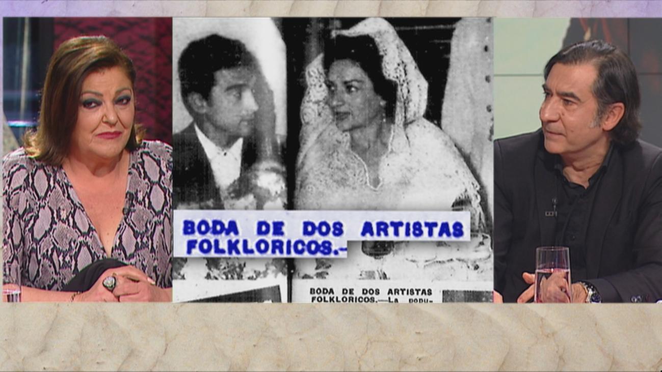 Lola Flores se casa en secreto con 'El Pescaílla'