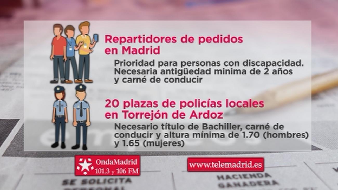 Se buscan repartidores de pedidos para trabajar en Madrid