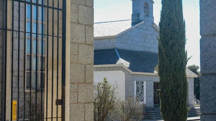 El panteón donde se prevé enterrar a Franco pasa a ser propiedad del Estado