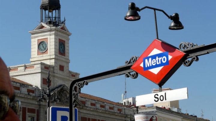 Metro Madrid reabre el tramo de la línea 2 entre Ópera y  Sol el próximo lunes