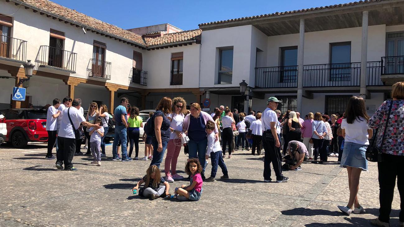 Protestas en Valdemoro por la lejanía de centros para alumnos con necesidades especiales