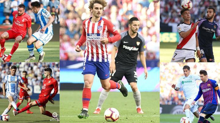 Empata el Atleti; pierden Real Madrid, Getafe, Leganés y Rayo