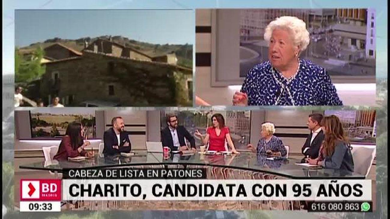 Buenos Días Madrid (8.30 - 10:30) 13.05.2019